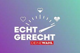 Echt Gerecht - Logo BTW 2021
