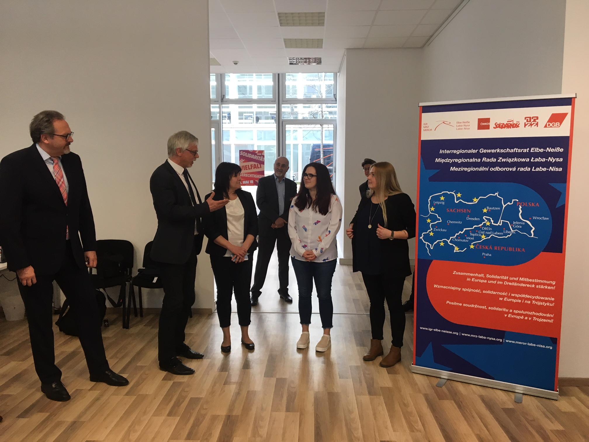 Eröffnung BABS in Leipzig