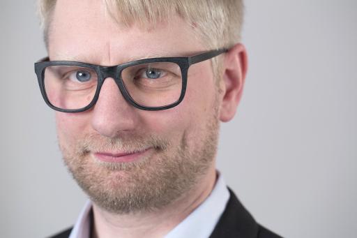Porttrait Erik Wolf