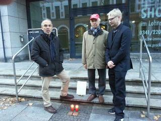 Bernd Günther, Dieter Schulze, Erik Wolf