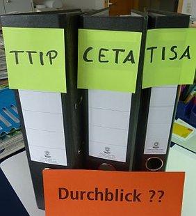 TTIP Motiv