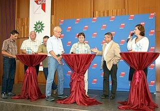 Betriebs- und Personalrätekonferent zum Vergabegesetz am 20.09.2011 in Dresden