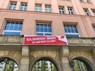 Banner 1. Mai am Volkshaus